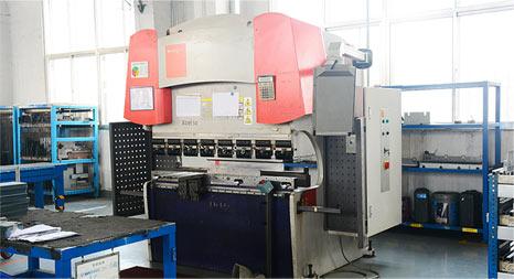 スイスBystronic AFMEP100 高速、高精度折り曲げ加工機